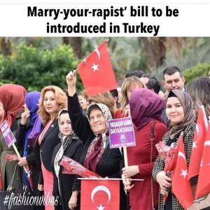 Turcja: Szokująca ustawa