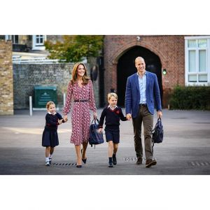 Kate Middleton z rodziną