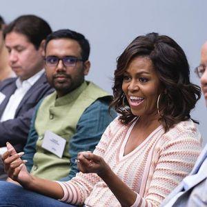 "Michelle Obama nagrodzona za ""Becoming"""
