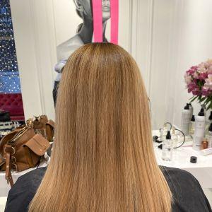 """Brazylijskie prostowanie włosów: """"po"""""""