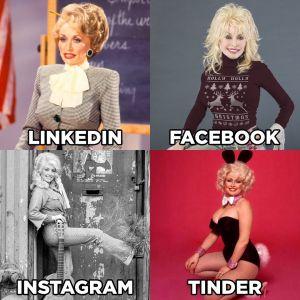 #dollypartonchallenge memy na Instagramie i Facebooku są hitem