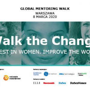 Trwa rekrutacja do Global Mentoring Walk: Ostatnia szansa na dołączenie do akcji!