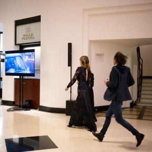 Adèle Haenel  wyszła z sali po nagrodzeniu Polańskiego