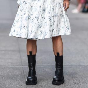 Ciężkie buty na wiosnę 2020: trendy moda wiosna 2020