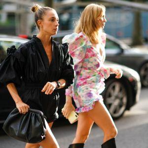 Modne ubrania z bufkami na wiosnę: trendy moda wiosna