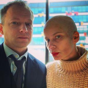 Maciej Stuhr z mamą we wzruszającym spocie