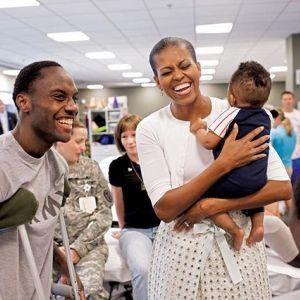 Te słowa Michelle Obamy o walce z pandemią warto zapamiętać