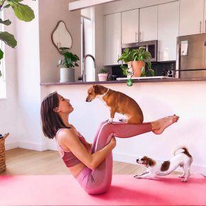 Domowe ćwiczenia na redukcję tkanki tłuszczowej