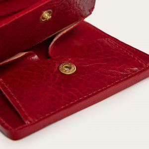 Balagan Studio skórzany portfel