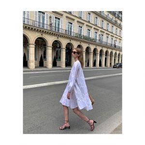 Białe sukienki na lato 2020