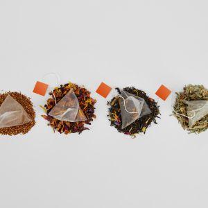 Prezenty dla gości weselnych - herbatki