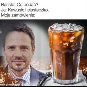 Memy z Rafałem Trzaskowskim