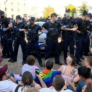 Protest LGBT