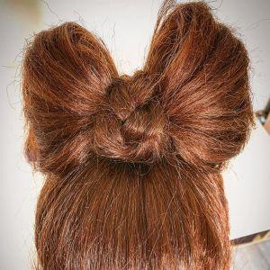 Kokarda z włosów: jak ją zrobić?