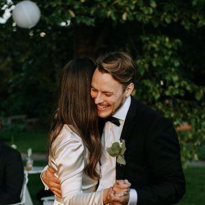 Premier Finlandii Sanna Marin wzięła ślub z piłkarzem