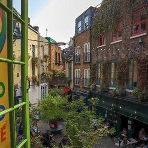Londyn - nowy pomysł na miasto