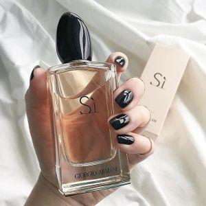Si Giorgio Armani - ulubione perfumy Polek