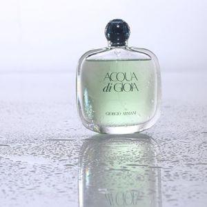 Armani Acqa di Gio - ulubione perfumy Polek