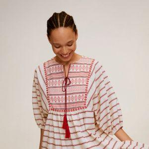 Sukienka Mango na lato 2020 - sukienka w stylu boho