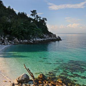 Wakacje w Grecji a koronawirus - piękna wyspa Thassos
