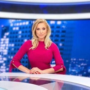 Karolina Pajączkowska – dziennikarka TVP Info