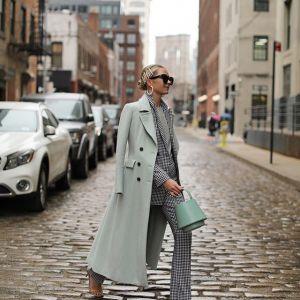 Płaszcze na jesień 2020 - modny płaszcz maxi