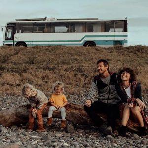 Dom na kółkach - ta rodzina zamieniła willę na podróżowanie