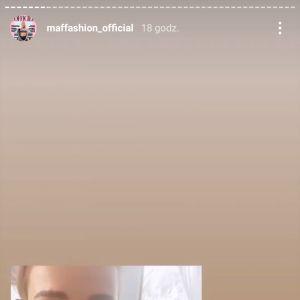 Maffashion pokazała brzuszek po ciąży