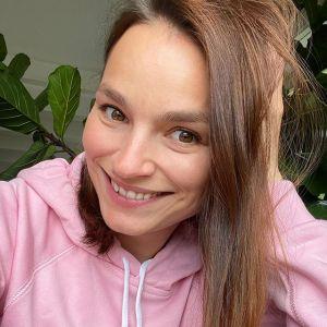 Modny kardigan na jesień w stylu Anny Starmach