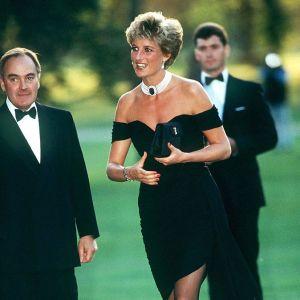 """Lady Diana w """"sukience zemsty"""""""
