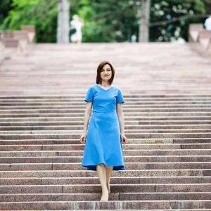 Maia Sandu - nowa prezydent Mołdawii