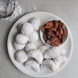 Śnieżne kule - idealny deser na Święta!