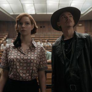 GAMBIT KRÓLOWEJ: Aktor wcielający się w postać Benny'ego Wattsa także może wydawać się Wam znajomy!