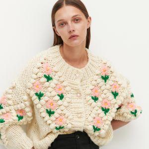 Sweter vintage Reserved