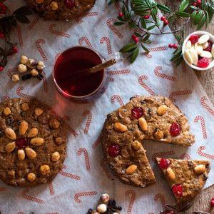 Przepisy na Święta - zelten - tradycyjne włoskie ciasto