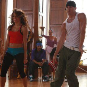 Bliźnięta: taniec