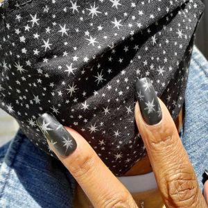 Manicure 2021: Wzorki na paznokciach dopasowane do maski