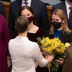 Estonia - pierwszy kraj rządzony przez dwie kobiety