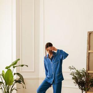 Te polskie marki tworzą piękne piżamy, szlafroki i kimona: SON TRAVA
