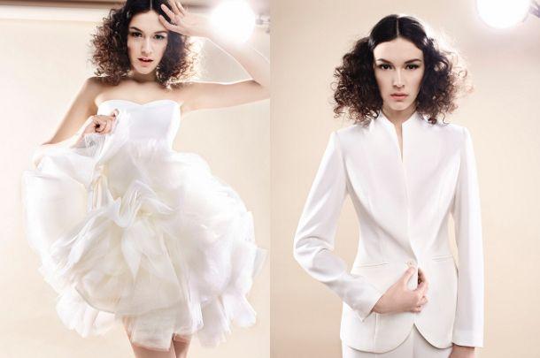07fcc84ab1 Ślubna kolekcja WEDDING 2014 RINA COSSACK - Kobieta.pl