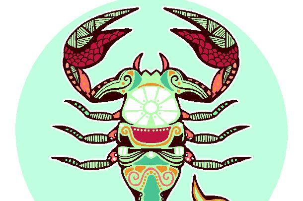 skorpion kobieta