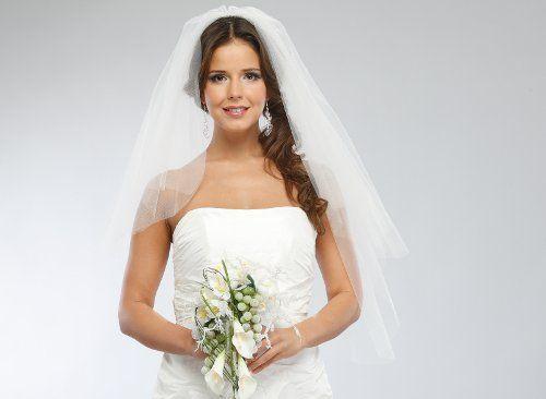Piękna Panna Młoda Sylwetka A Suknia ślubna Kobietapl
