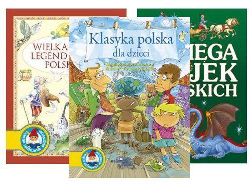 Polskie Baśnie Legendy I Wiersze Dla Dzieci Kobietapl