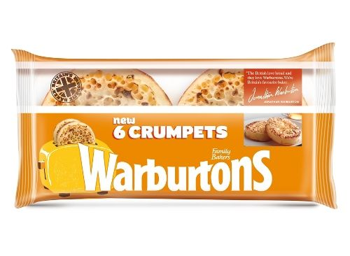 Warburtons_Crumpets