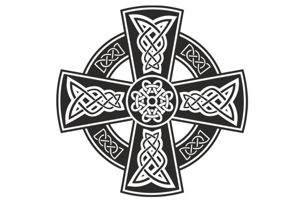 Magiczne Symbole Krzyż Celtycki Kobietapl