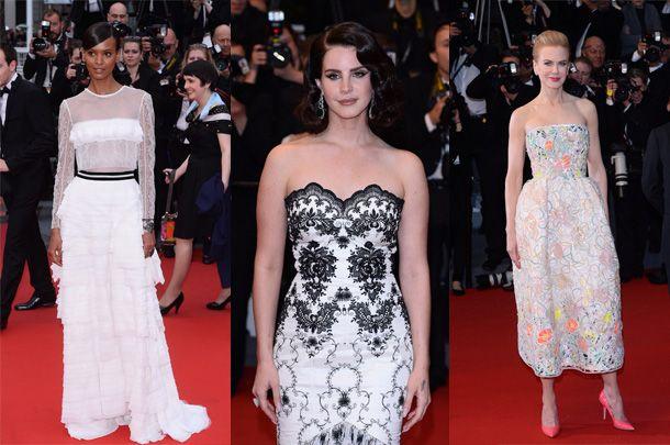 Gwiazdy Na Czerwonym Dywanie W Cannes Kobietapl