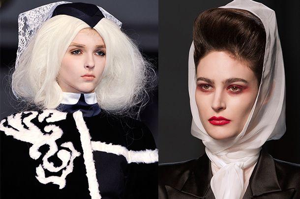 Fryzury Na Halloween Kobietapl
