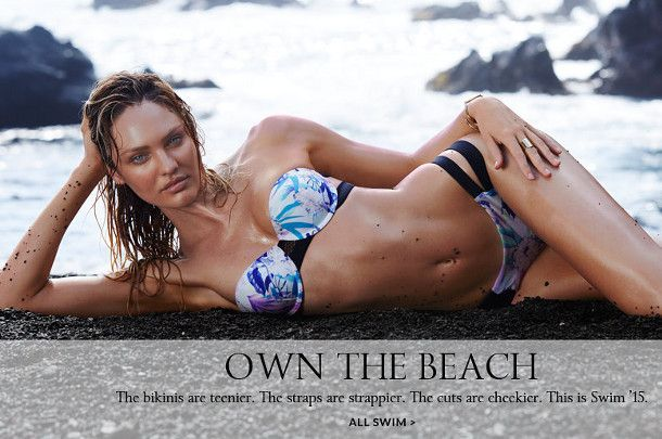cb81f42b282cbd Kostiumy kąpielowe od Victoria's Secret - kolekcja Swim 2015 ...