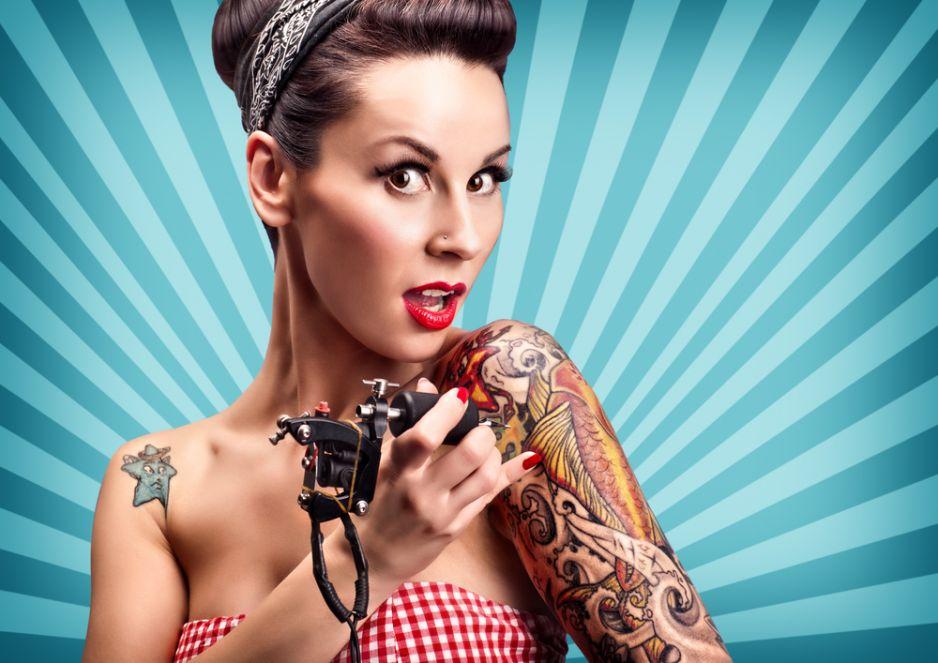Jak Pielęgnować Tatuaż Kobietapl