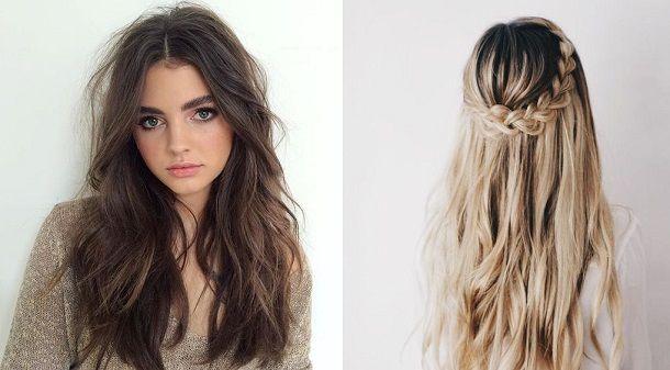 Fryzury Dla Długich Włosów Inspiracje Kobietapl